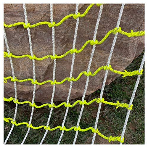For Sale! Rock Climbing,Climbing Rope Net Climb Netting Gym Tree Outdoor Wall Equipment Indoor Cargo...