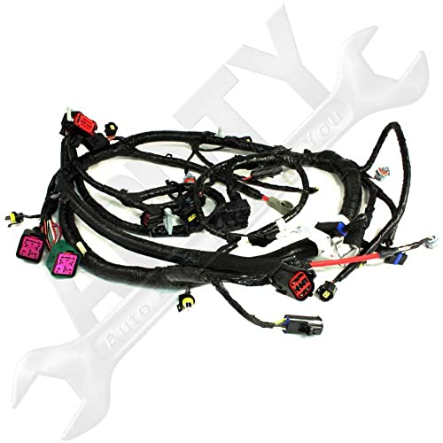 61eguKmQuWL._SR500,500_ What Engine Wiring Harness on dodge sprinter engine harness, engine control module, engine harmonic balancer, bmw 2 8 engine wire harness, hoist harness, suspension harness, oem engine wire harness,