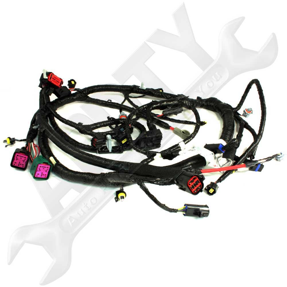 engine wire harness amazon com Ford Engine Wiring Harness Kit