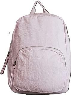 vans light pink backpack