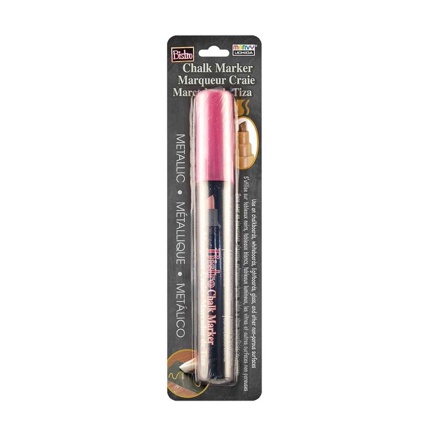 UCHIDA Red Metallic Bistro Chalk Marker