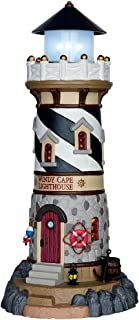 Best christmas village lighthouse Reviews