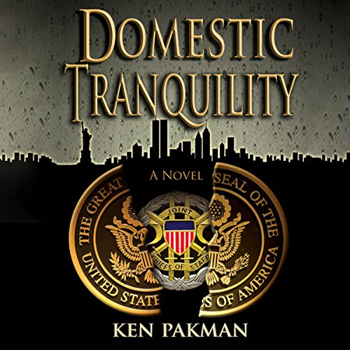 Domestic Tranquility     A Novel              By:                                                                                                                                 Ken Pakman                               Narrated by:                                                                                                                                 Joel Richards                      Length: 7 hrs and 28 mins     3 ratings     Overall 4.0