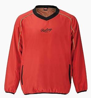 (Rawlings) 野球用 大人用 コンバット03 長袖 ウインドシャツ(裏メッシュ) AOS10F04