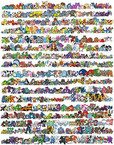 Muralpuzzle 6000-Teiliges Puzzle-Spiel...