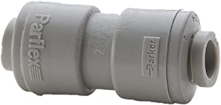 Parker A4FF4-MG-pk5 Push-to-Connect All Plastic FDA Compliant Fitting Acetal Pack of 5 Tube to Female Pipe Trueseal 1//4 Push-to-Connect and Female Flare Connector
