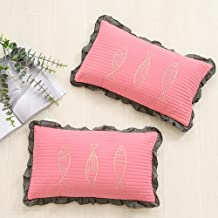 Special/Simple Bedding Premium Pillows- Sleeping Pillows for Back, Stomach and Side Sleepers -Pink_30 * 50cm (Color : Pin...