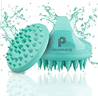 Prominere Hair Scalp 2-Pack Massager Manual Brush Shampoo Brush Cellulite Exfoliating Massager Hair Body Massage Scrub Was...