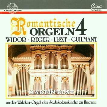 Romantische Orgeln Vol. 4