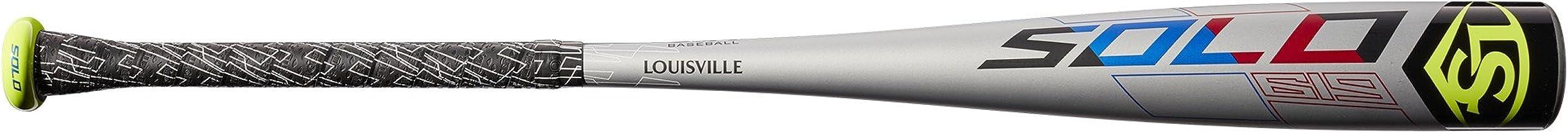 """Louisville Slugger 2019 Solo 619 (-11) 2 5/8"""" USA Baseball Bat"""