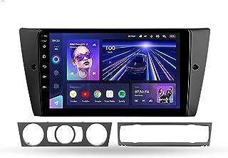 DLL de Android 10 Rádio do carro Navegação por satélite para BMW Série 3 E90 E91 E92 E93 2005-2013 Estéreo para carro 9 po...