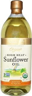 Spectrum Naturals Organic Hi Heat Sunflower Oil, 32 Ounce