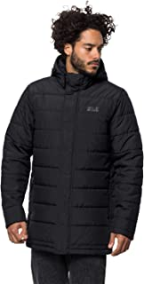 Men's Svalbard Quilted Insulated Windproof Coat