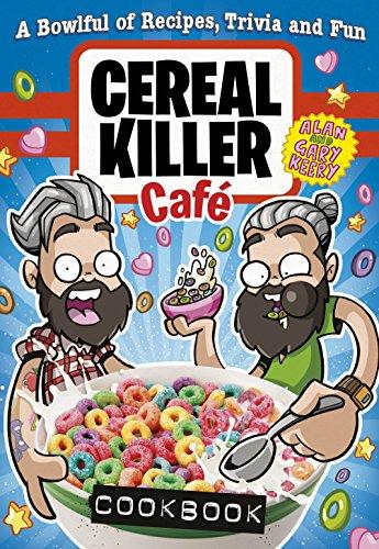Cereal Killer Cafe Cookbook