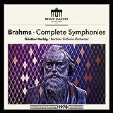 Brahms / Lutoslawski / Herbig / Berliner Sinfonie Brahms Complete Symphonies