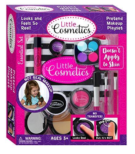 Little Cosmetics Pretend Makeup Essential Set - http://coolthings.us