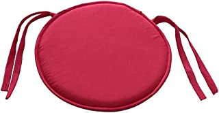Bigfan Round Cushions Dining Chair Cushions Office Cushions Seat Cushions with Ropes Cushions Student Cushions 2828Cm,28X28Cm7,28X28Cm9
