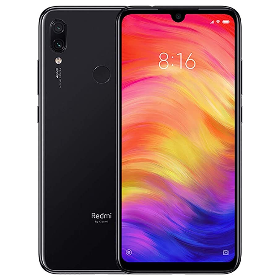 Xiaomi Redmi Note 7 128GB + 4GB RAM 6.3