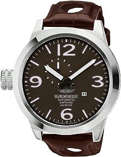 HM-11 – Reloj de Pulsera de Hombre Color marrón