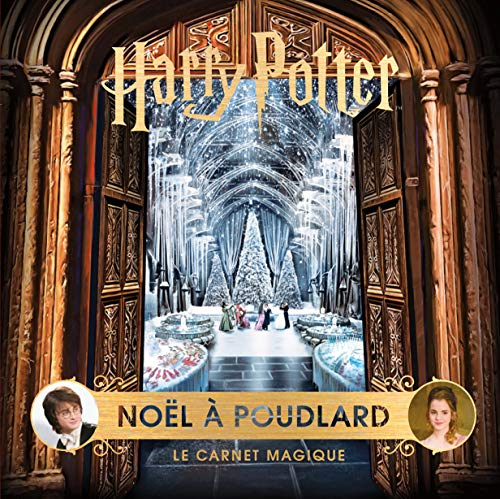 Harry Potter - Le carnet magique 6 : Noël à Poudlard