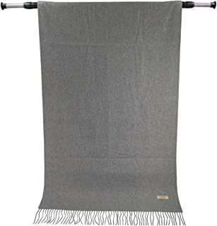 Ledamon 100% Cashmere Warm Scarf Wrap Shawl - Pure Cashmere Enclosed in an Elegant Gift Box