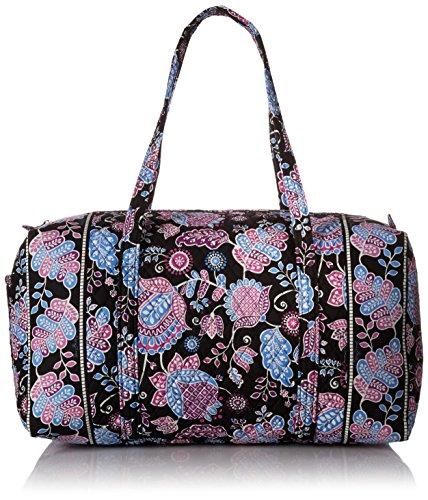 Our #3 Pick is the Vera Bradley Women's Signature Cotton Large Travel Duffle Bag