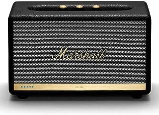Marshall Acton II Voice Wireless Bluetooth Speaker with Amazon Alexa - 1002493 (Renewed)