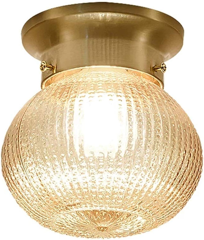 Plafonnier Plafonnier E27 H18cm Φ16cm D'entrée, Lampe