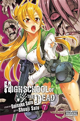 Highschool of the Dead, Vol. 7
