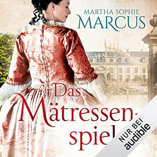 Das Mätressenspiel audiobook cover art