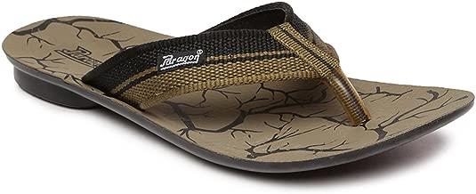 Paragon Men's Green Thong Sandals-7 UK/India (41 EU)(PU6705G)