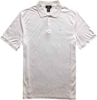 52e57aaa Amazon.com: Calvin Klein - Polos / Shirts: Clothing, Shoes & Jewelry
