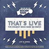 That'S Live – The Biggest Rock Band on Earth Live in Cesena 2016 [2 LP] (Esclusiva Amazon.it)