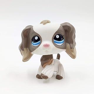 Pet Shop Toys LPS Rare pet Shop Toys Spaniel Dogs Original Kids Toys Girls` Collection Animals Figures 2254