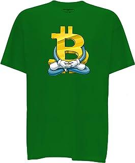 Cointelegraph BitYoga Crypto T-Shirt Unisex | Cryptocurrency Blockchain
