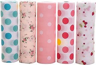 VHD sales Kitchen Sheets for Shelves Waterproof 45cm×300cm Cupboard mats roll for Wardrobe Anti Slip mat for Kitchen Cabin...