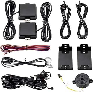 EASYGUARD EBS001 car Blind Area Detection System Lane Change Reminding Driving Assistance Microwave Sensor Monitoring DC12V