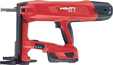 Hilti 2184454 Clavadora a batería para aplicaciones eléctricas y mecánicas, 22 V, Negro Rojo, 473 x 134 x 280 mm