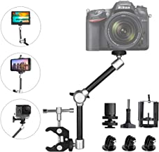"11"" Adjustable Robust Articulating Friction Magic Arm , DSLR / Mirrorless / Action.."