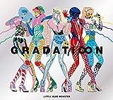 【Amazon.co.jp限定】GRADATI∞N (初回生産限定盤A) (メガジャケ付)