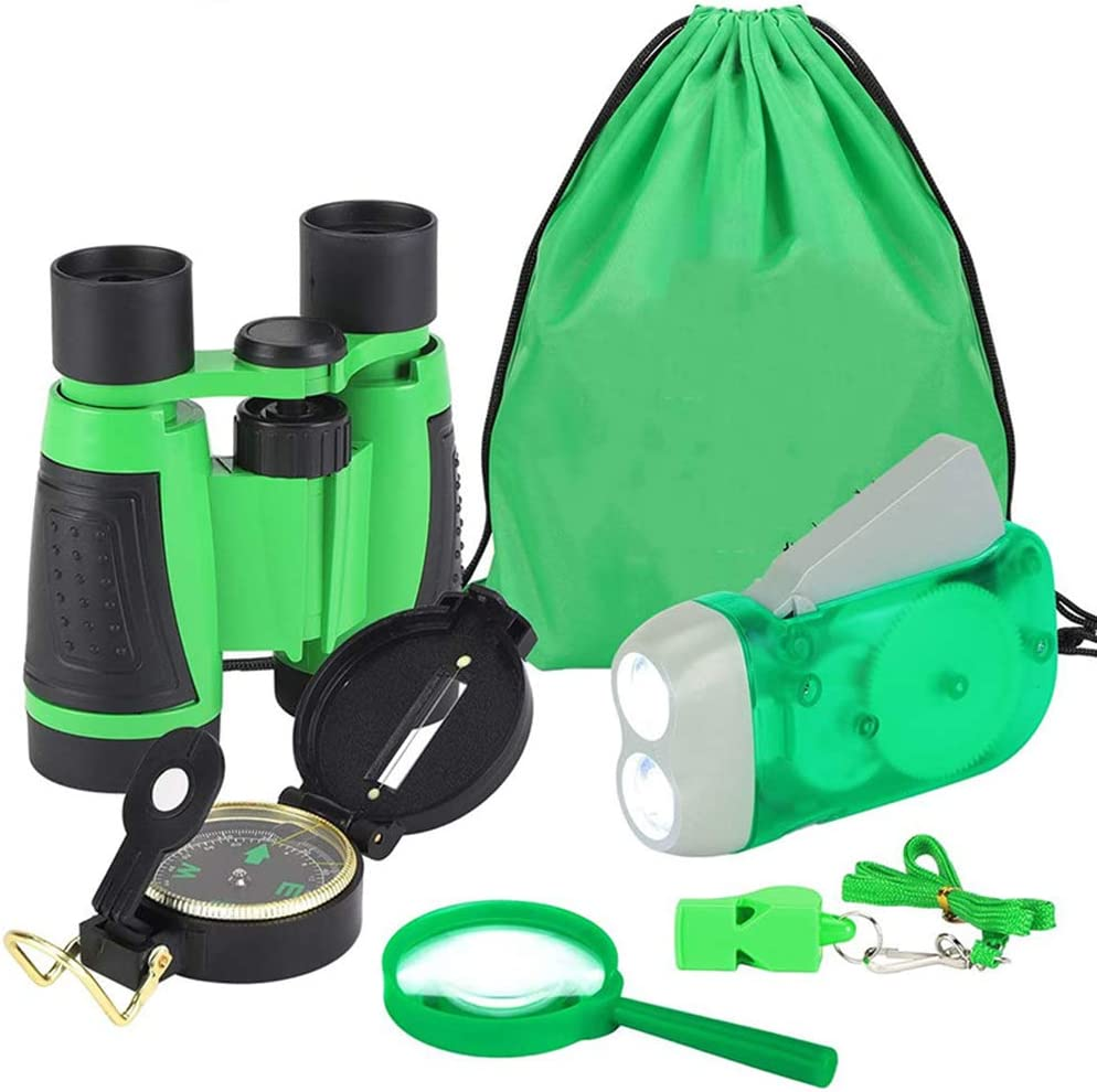 Outdoor Adventure Kit 6-in-1 Recommendation Toys Nature Finally resale start Kids E Gift