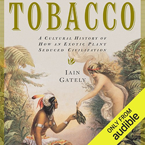 Tobacco audiobook cover art