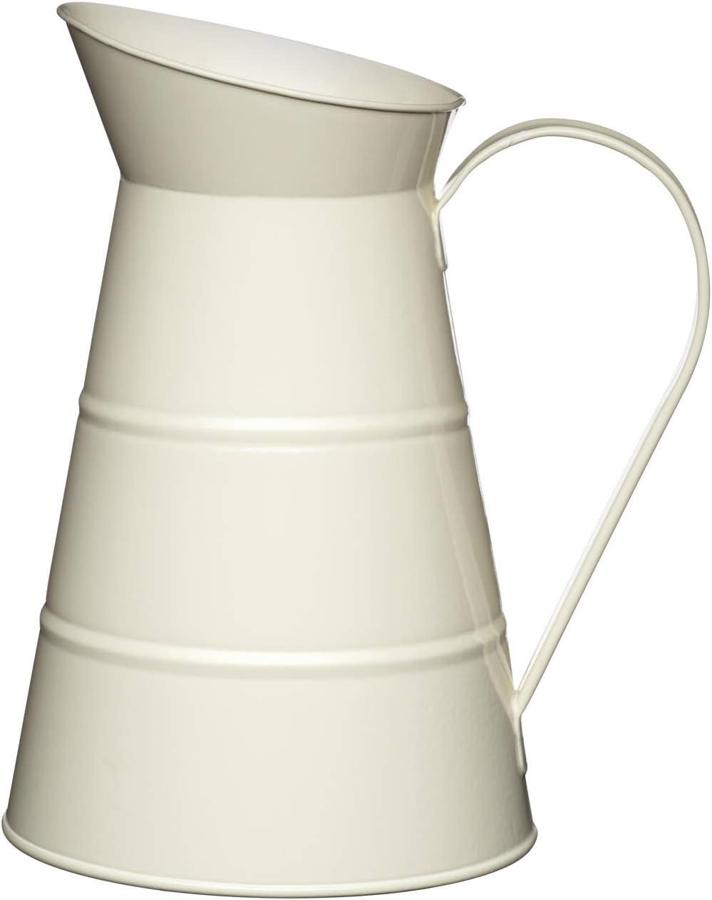 Kitchen Craft Living Nostalgia - Jarra, Crema, 2.3 litros