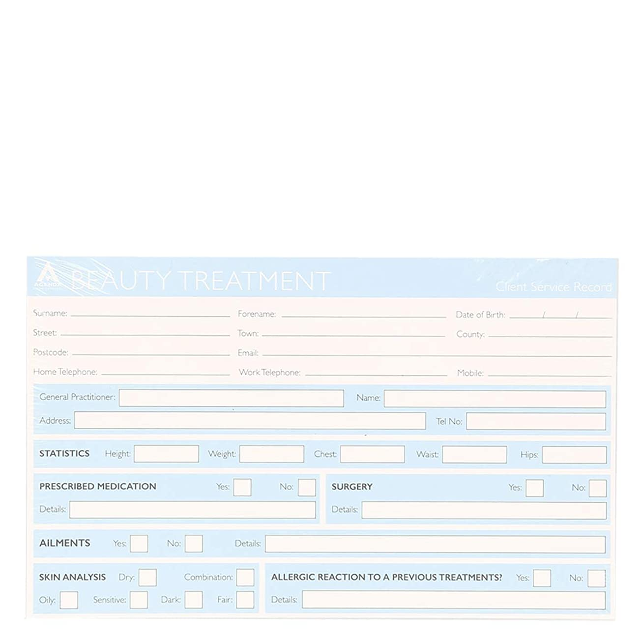 襟カビ鉄道記録カード Record Cards- BEAUTY TREATMENT[海外直送品] [並行輸入品]