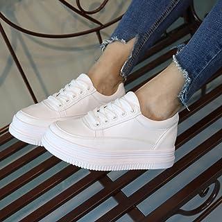 b610b382056e7 Chaussures HAIZHEN Dames Filles Bottillons sport pour femme Comfort Spring  Fall marche Plateforme décontractée en dentelle