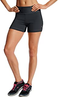 Women's Absolute Fusion Shorts with SmoothTec Waistband_Black