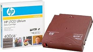 HP Ultrium 400GB Non-Custom Label 20 Pack