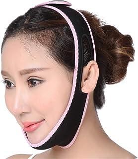 Gezichtsvermageringsmasker voor vrouwen Kaakverstrakking Kin Lifting Kin Compressie Kledingomslag cadeau voor moeder