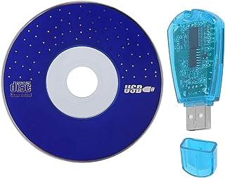 GAESHOW Mobiltelefon SIM-kortläsare USB kopia backup-läsare med CD för QQ/ICQ/MSM/PC dator SIM-kortläsare skrivare