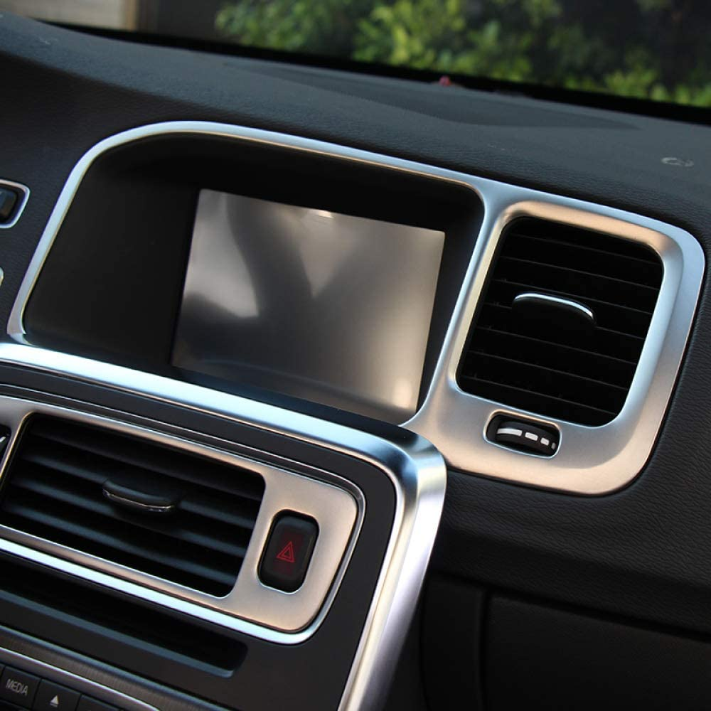 JIERS for Volvo S60 V60 Ranking integrated 1st place 2011-2017 Styling LHD Console Car service Navig